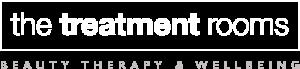 treatment logo white